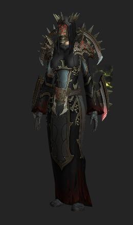 Fierce Gladiator S Felweave Armor Elite Recolor Transmog Set