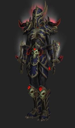 Fierce Gladiator S Dreadplate Armor Elite Recolor Transmog Set