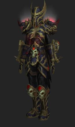 dreadwake armor heroic recolor transmog set world of warcraft
