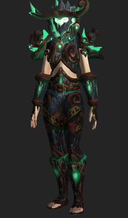Druid Transmog Sets - World of Warcraft