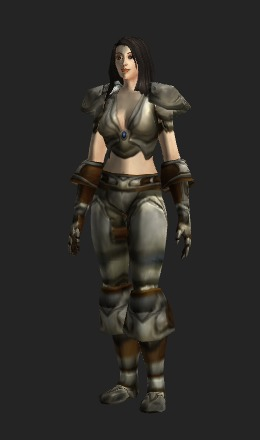 Chromite Plate (Recolor) & Wow Plate Transmog Gear - Binge Thinking