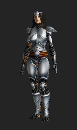 Human Female & Overlord\u0027s Plate - Transmog Set - World of Warcraft