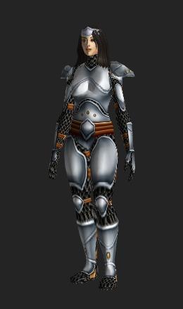 Human Female & Overlord\u0027s Plate - Transmog Set - World of Warcraft