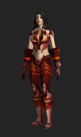 Imbued Plate (Recolor) - Transmog Set - World of Warcraft