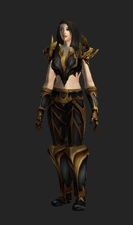 Exalted Plate & Exalted Plate - Transmog Set - World of Warcraft