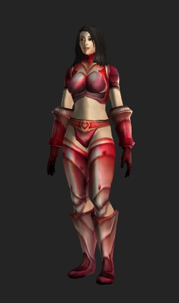 Bloodscale Plate & Bloodscale Plate - Transmog Set - World of Warcraft