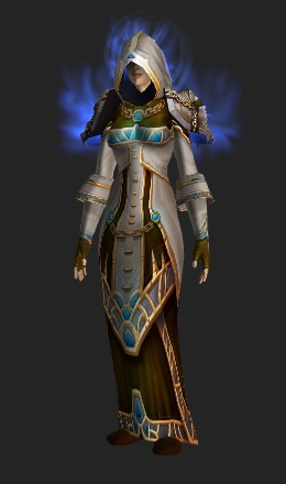 Absolution Regalia (Recolor) & Transmog Sets - World of Warcraft