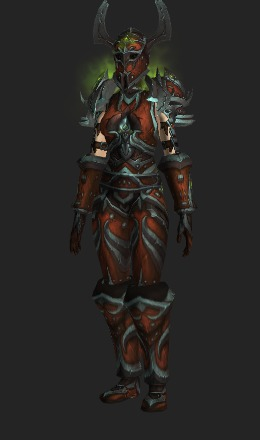 Onslaught Sunwell Battlegear - Transmog Set - World of Warcraft