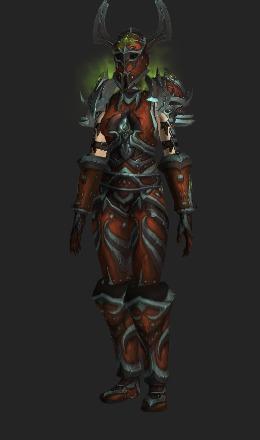 Onslaught Sunwell Battlegear - Transmog Set - World of Warcraft
