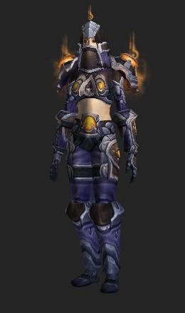 Aegis Plate (Recolor) & Transmog Sets - World of Warcraft