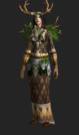 Druid Transmog Sets - World of Warcraft