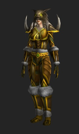 wow how to wear the transmog set