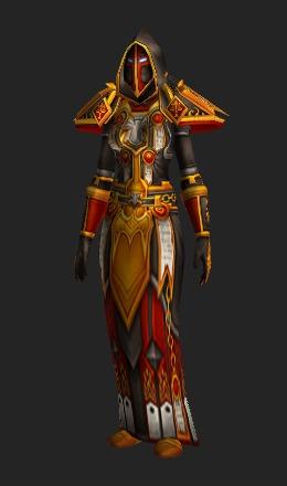 Judgement Armor - Transmog Set - World of Warcraft