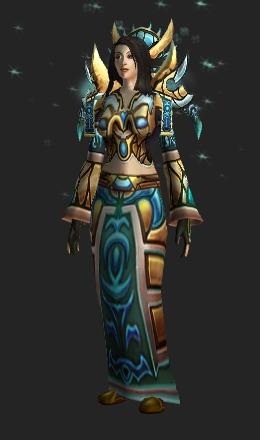 Vestments Of Transcendence Transmog Set World Of Warcraft