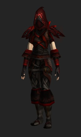 Bloodfang Armor - Transmog Set - World of Warcraft
