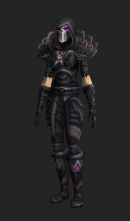 Deathmantle - Set di Trasmogrificazione - World of Warcraft