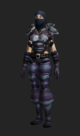 shadowcraft armor transmog set world of warcraft