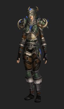 how to get wrathful gladiator armor