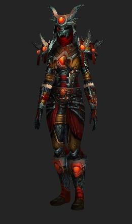 Hunter PvP Transmog Sets - World of Warcraft