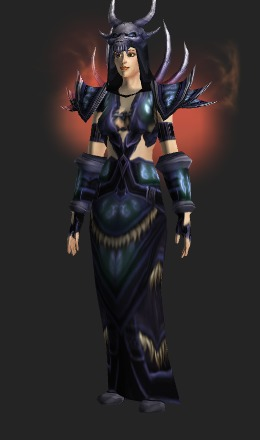 Warlord's Regalia - Transmog Set - World of Warcraft