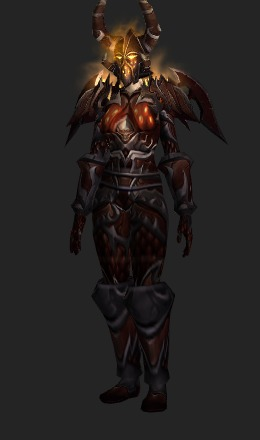 Merciless Gladiatoru0027s Plate Armor & Arena Season 2 Transmog Sets - World of Warcraft