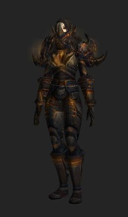Warrior PvP Transmog Sets - World of Warcraft