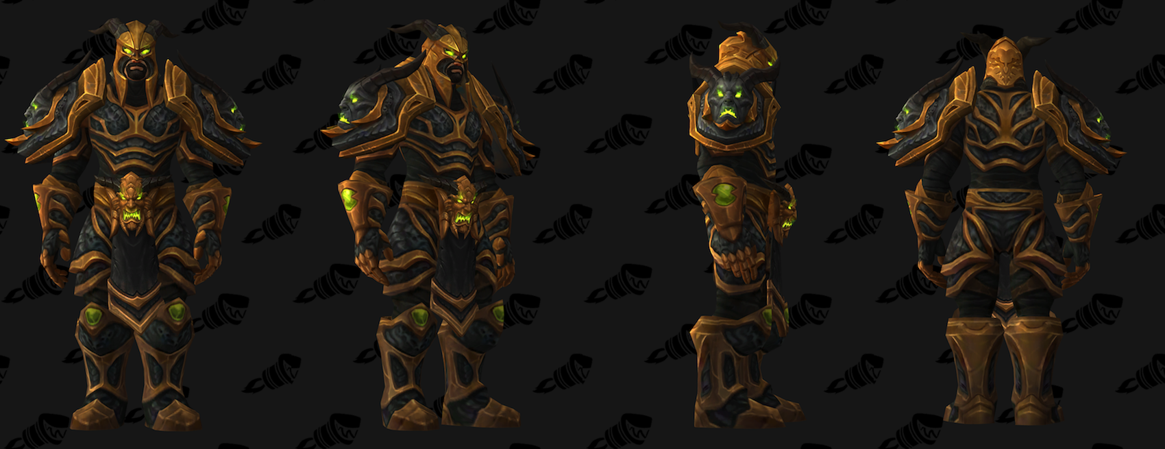 Patch legion wow sets
