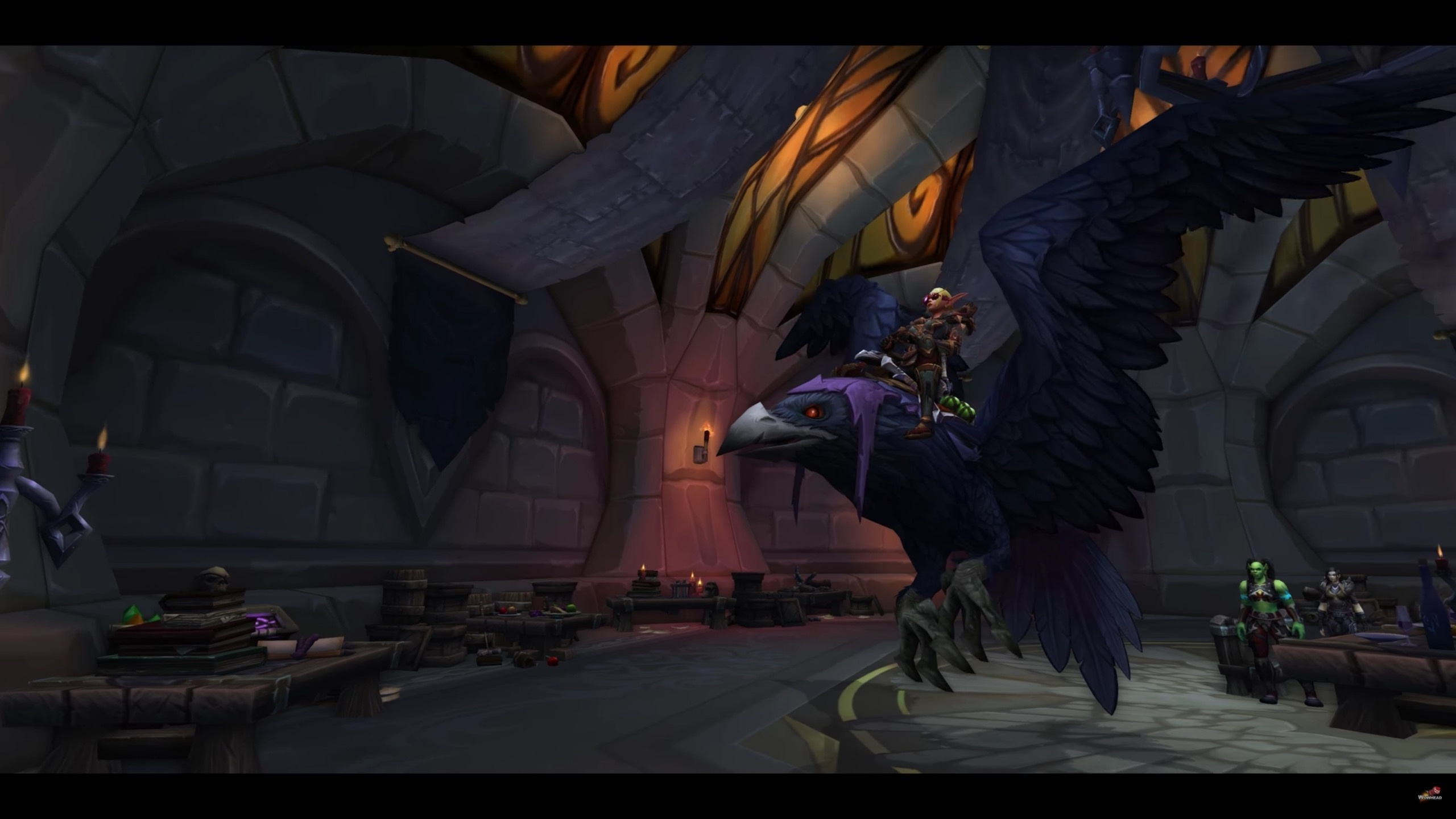 world of warcraft legion flying