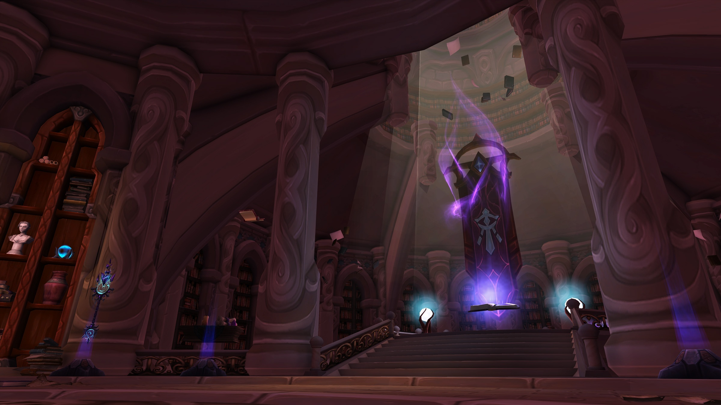 Patch 7 2 Class Halls Champions And Order Advancements Now Live Wowhead News