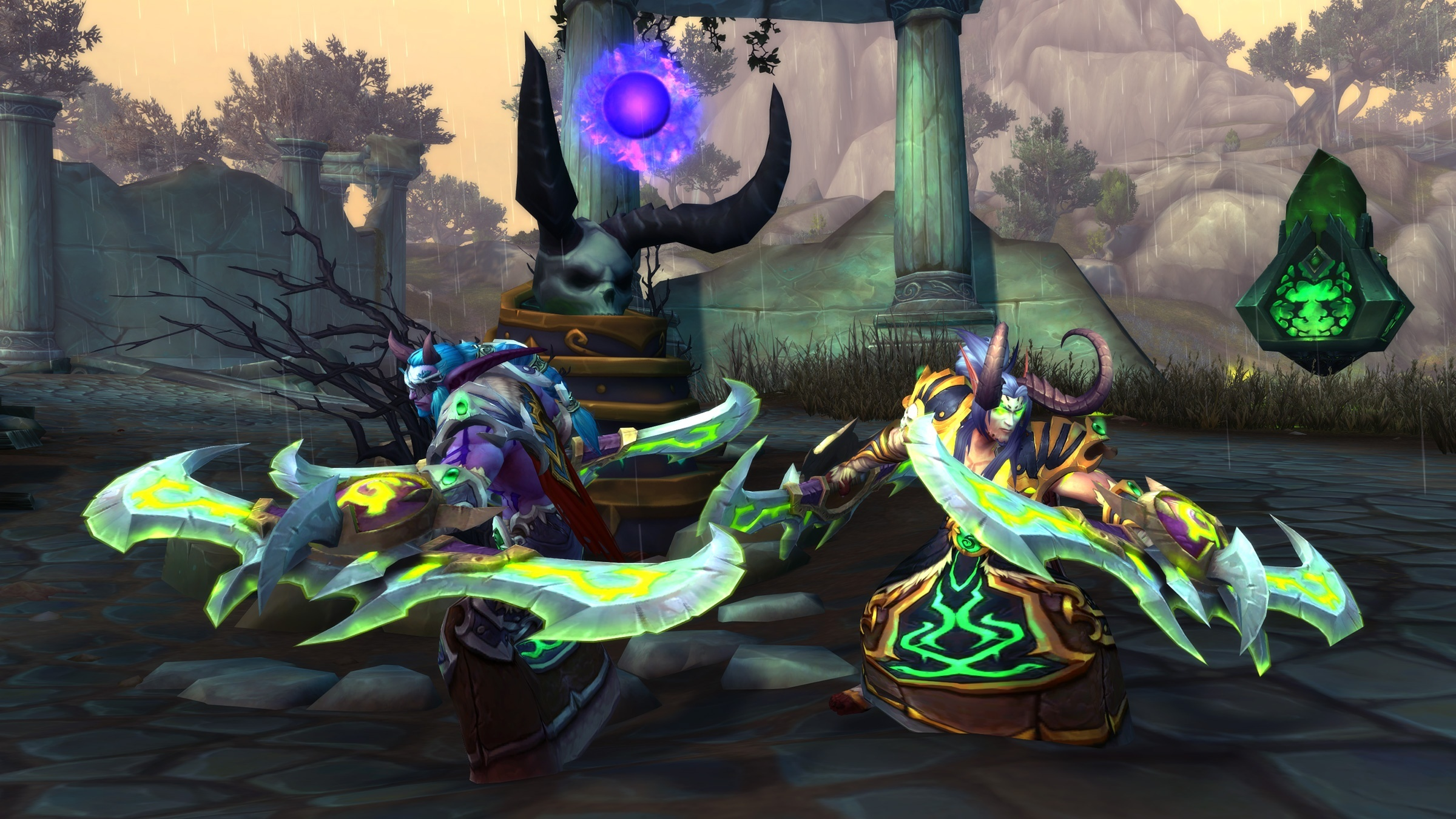 All the Class and Artifact Trait Changes in Patch 7 2 5