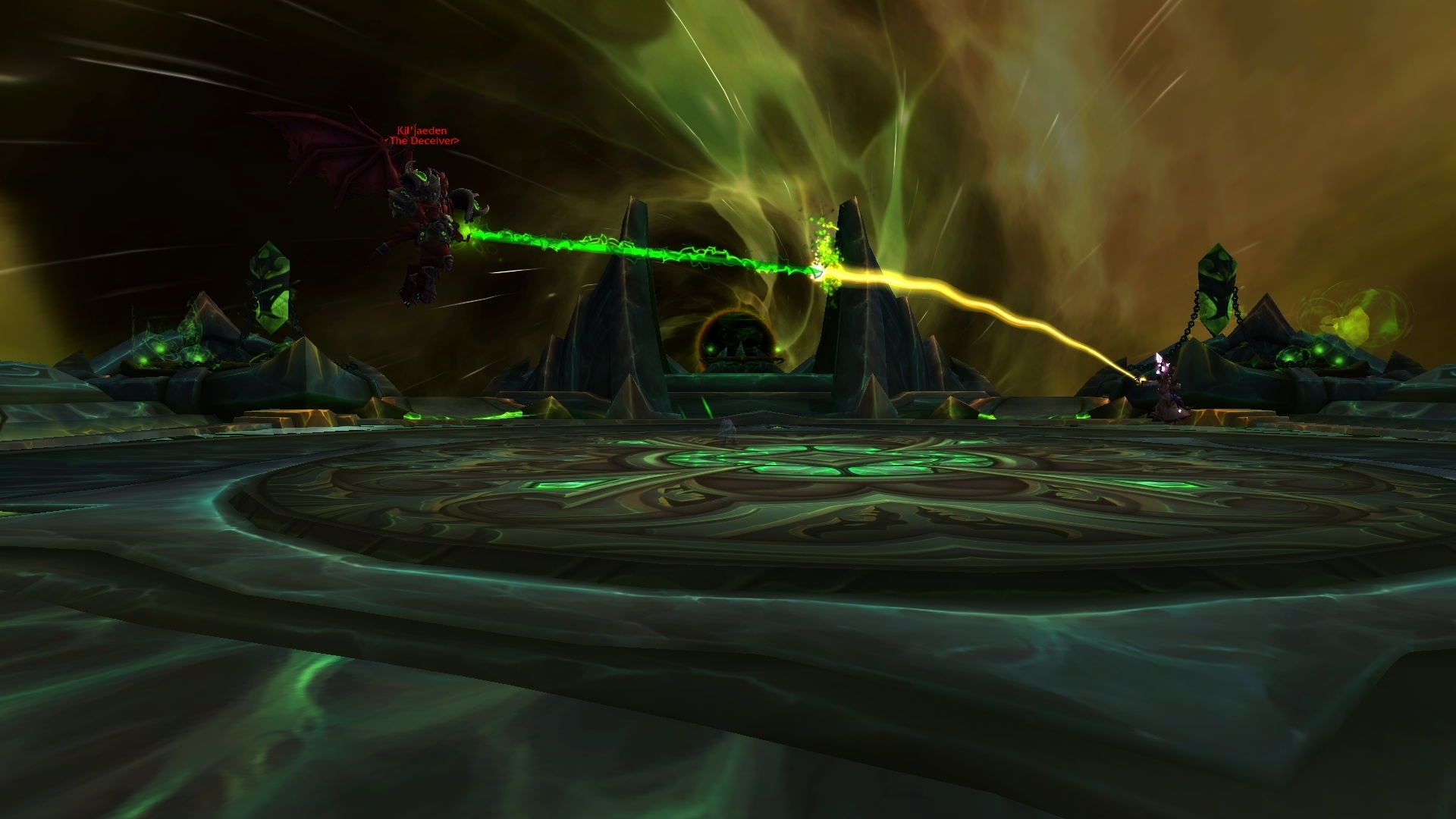 Kiljaeden Tomb Of Sargeras Boss Preview Rp Spoilers And Abilities