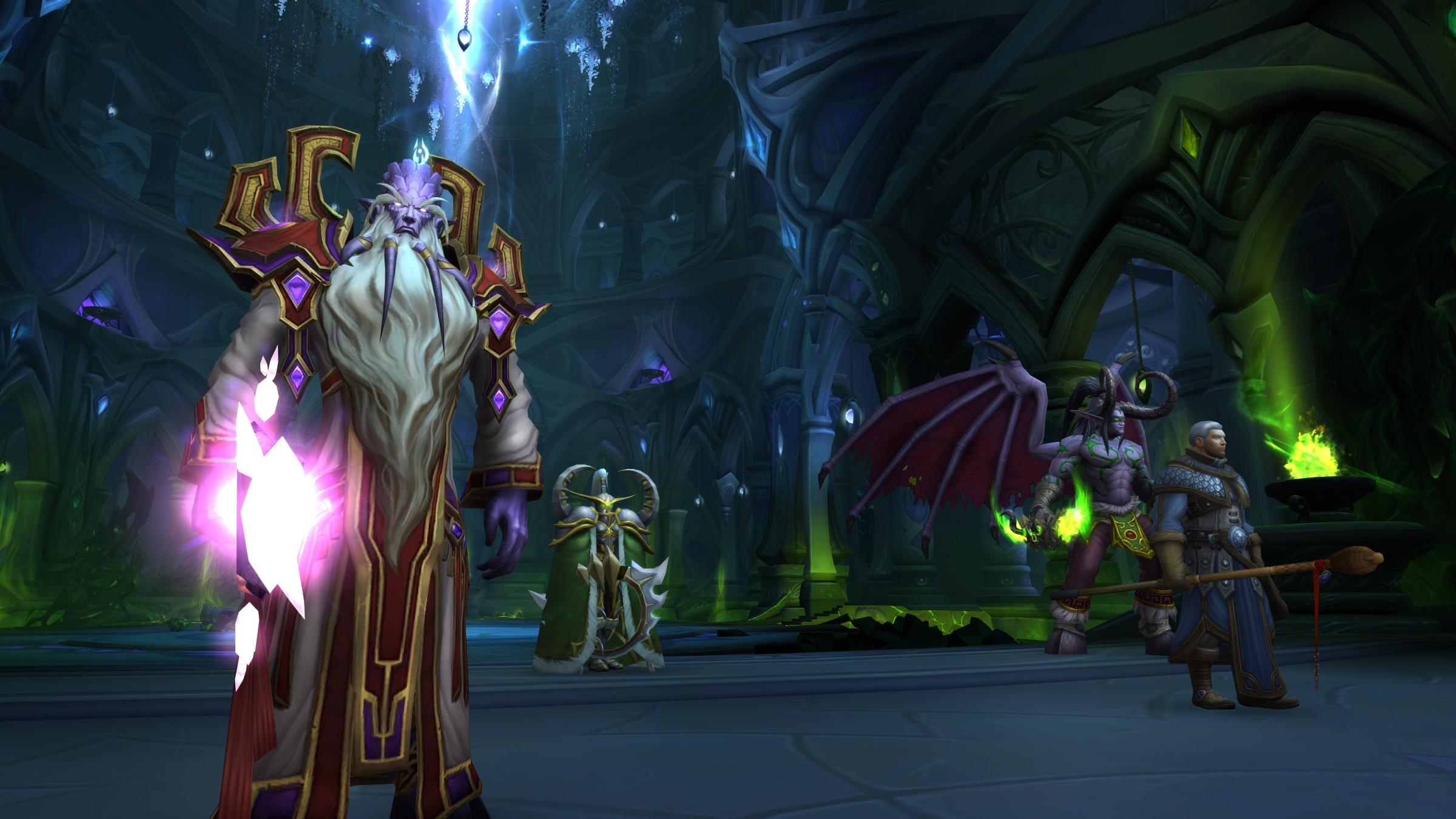 Vestiti Eleganti World Of Warcraft.Patch 7 2 5 Survival Guide Notizia Di Wowhead