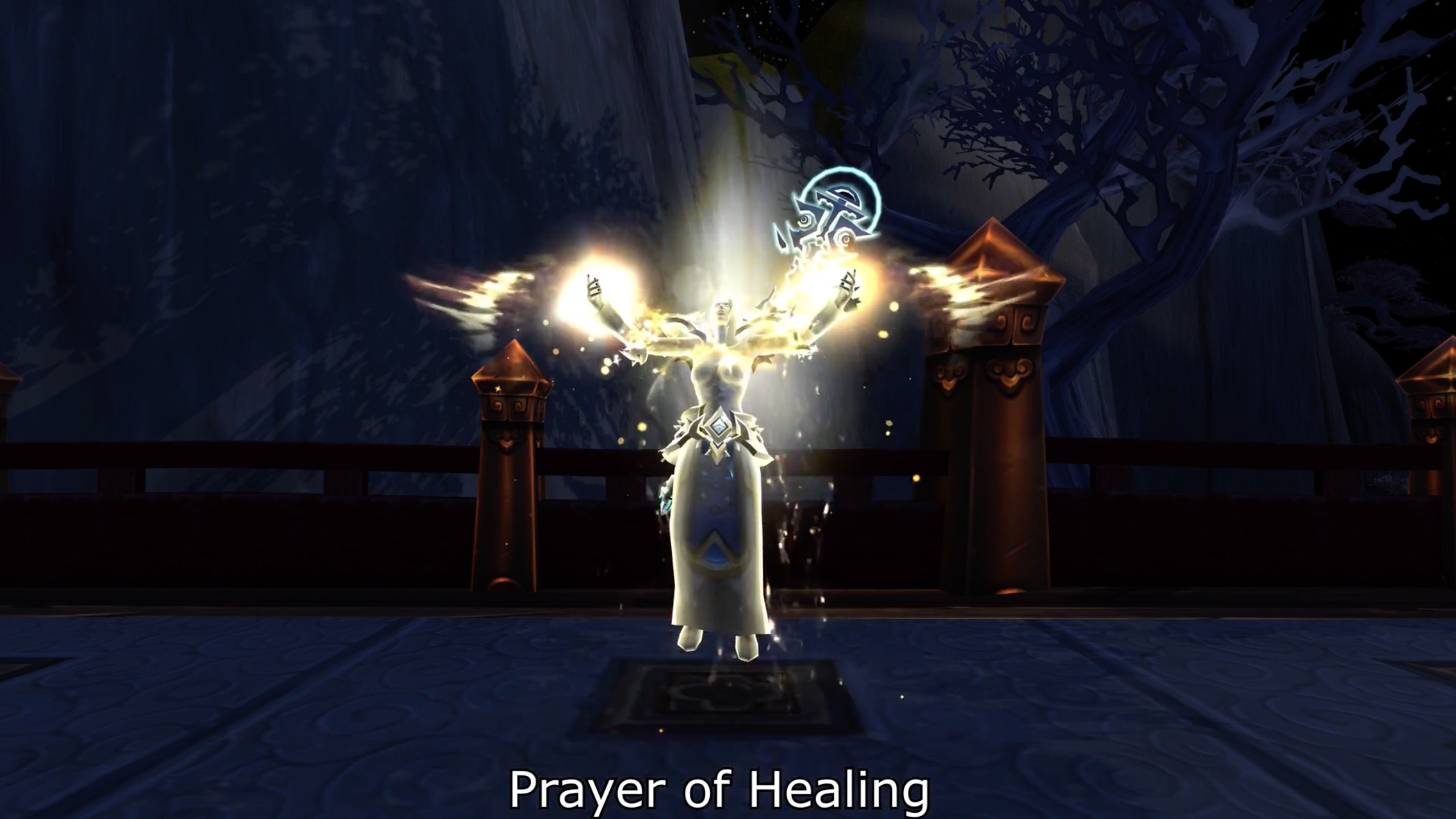 73 Updated Caster Spell Animations Holy Priest Noticias