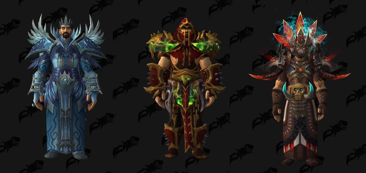 Patch 7 3 Pvp Armor Set Models Wowhead News