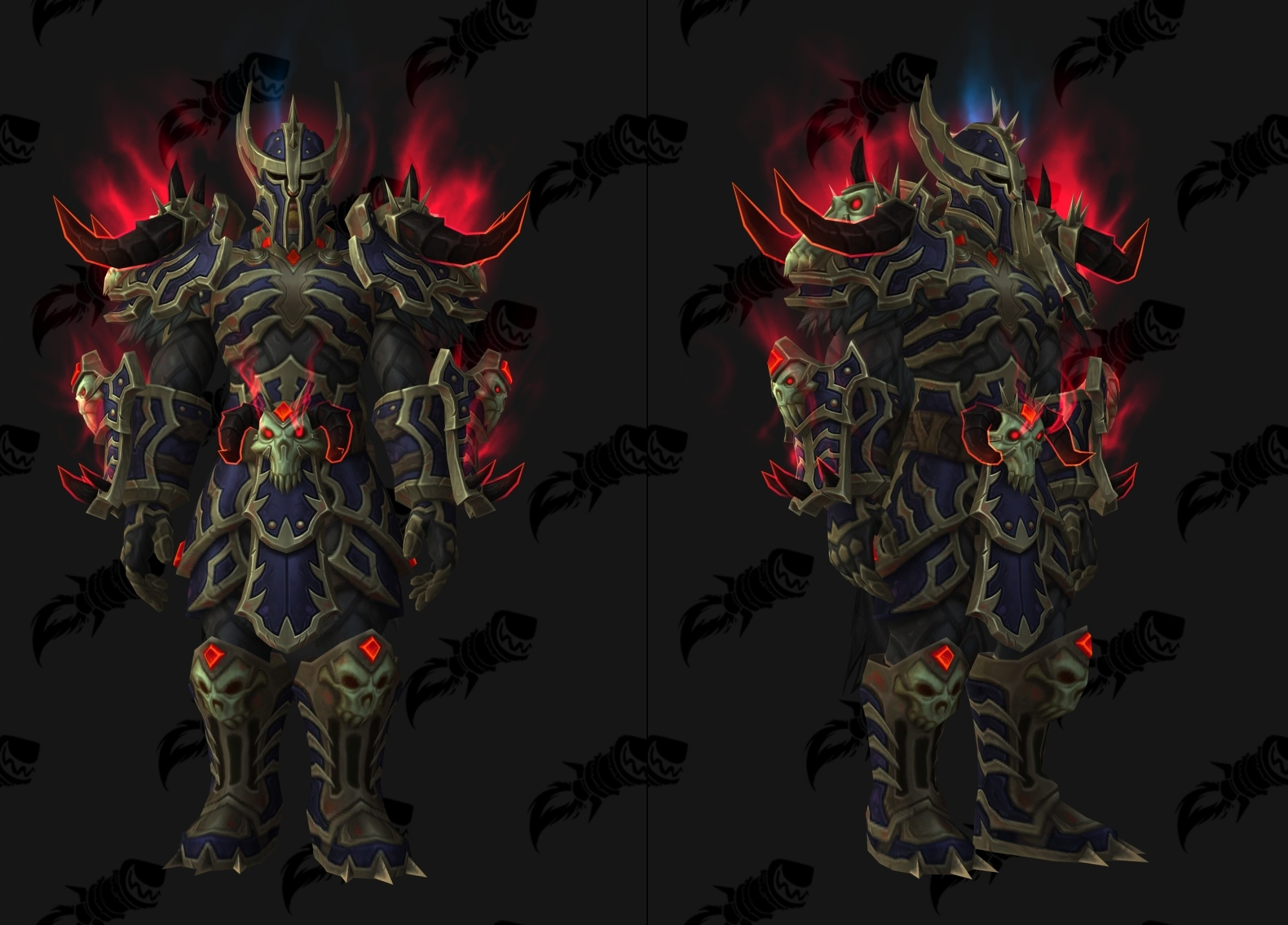 Death Knight Tier 21 - Dreadwake Armor - Wowhead News