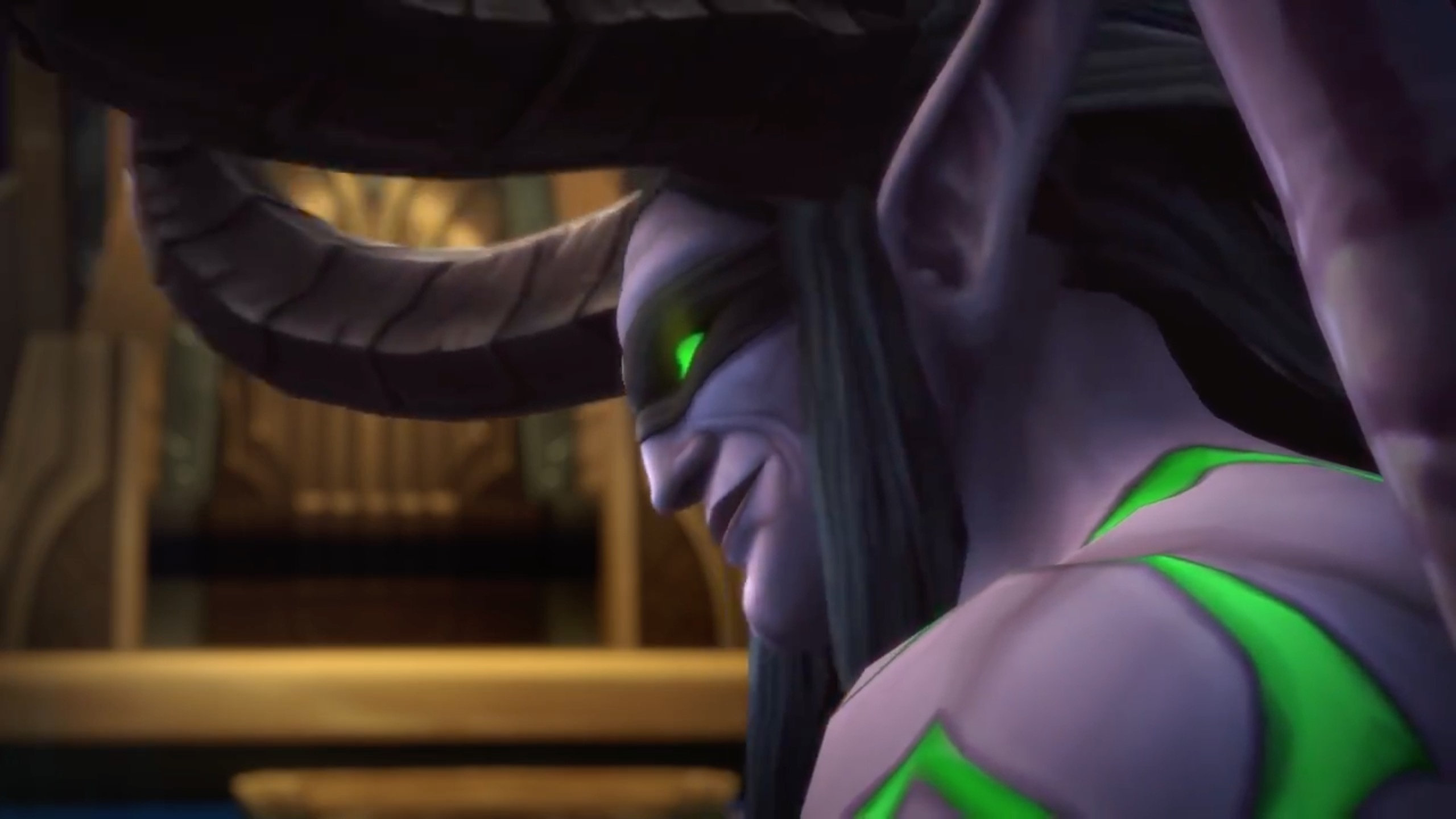 Moments Of Reflection New Illidan Quest After Defeating