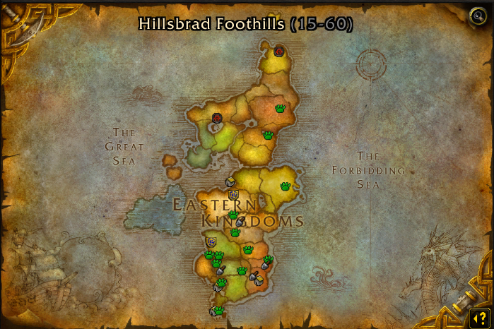 7 3 5 Ptr New Zone And Dungeon Scaling Levels Wowhead News