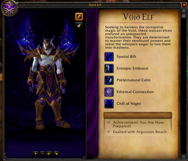 Allied Race Unlock Requirements Are Account-Wide - Wowhead News