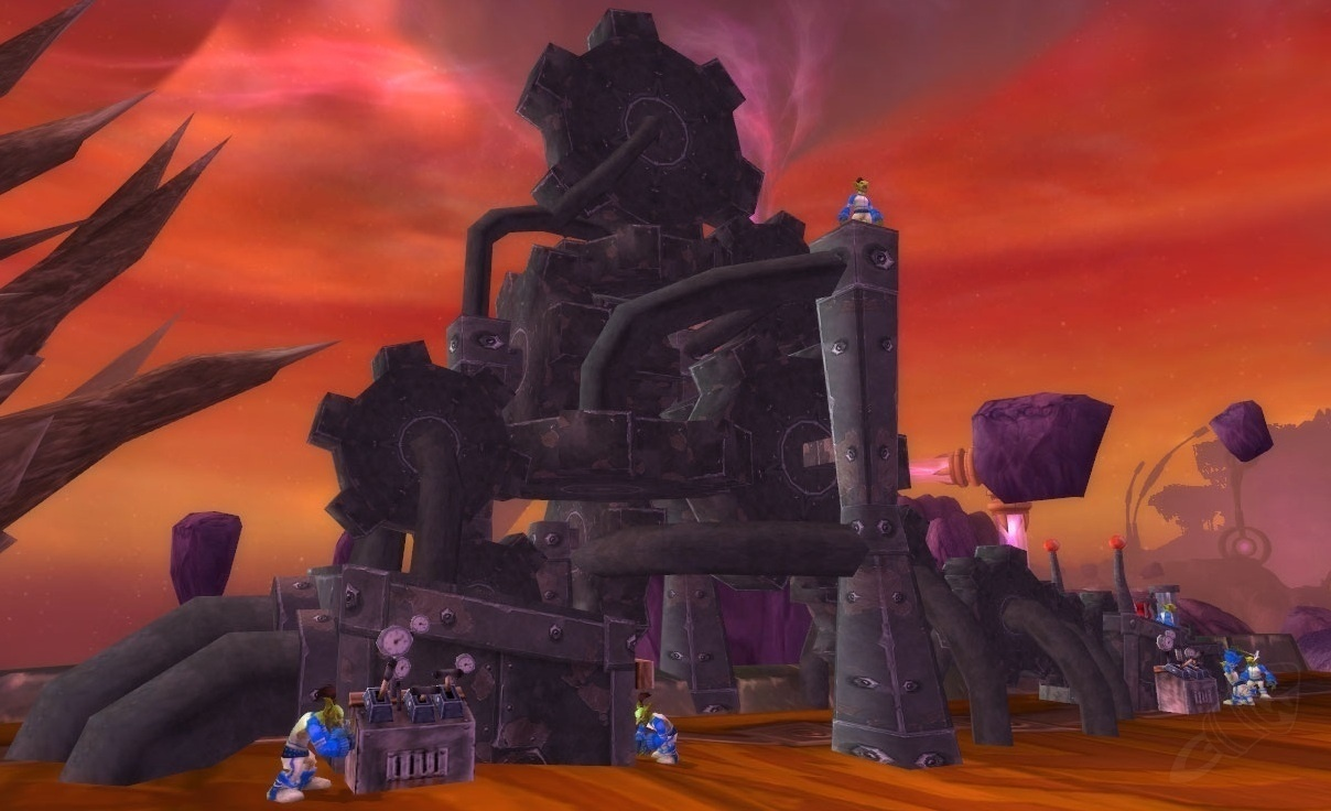 World of Warcraft: Battle for Azeroth System Requirements for