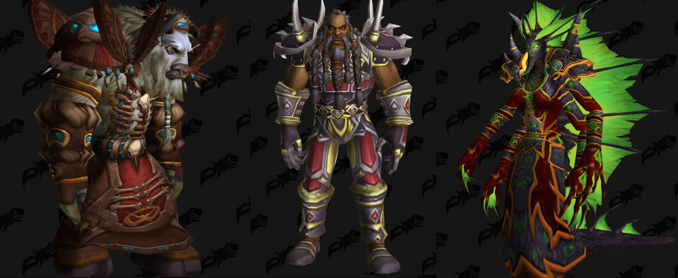 Dressing Room Model Viewer Now Supports NPC Races - Wowhead News