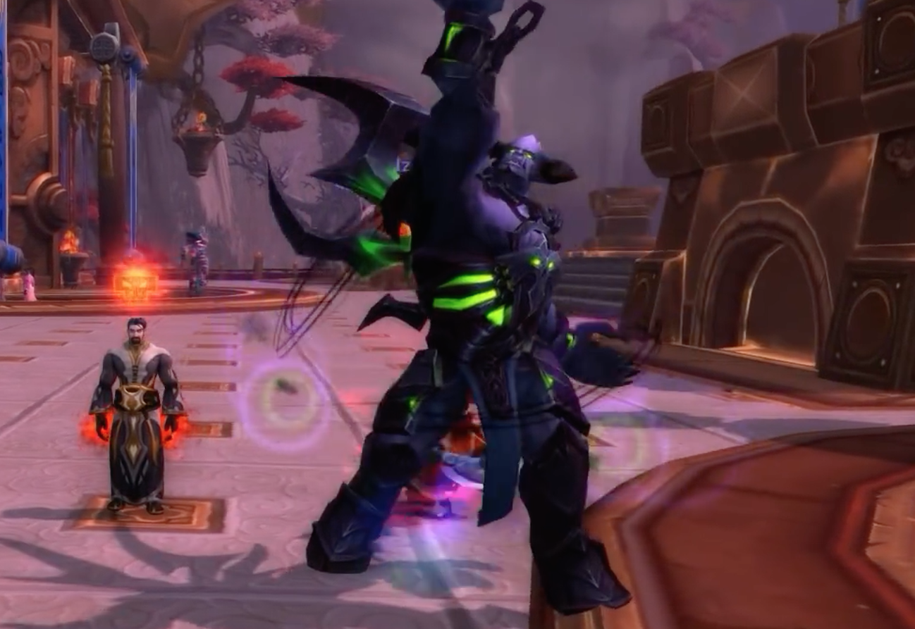 Demonology Warlock Spell Animations - Battle for Azeroth - Wowhead News