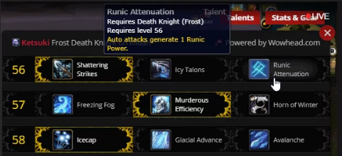 Wowhead's Twitch Extension Now Live - Talent and Gear