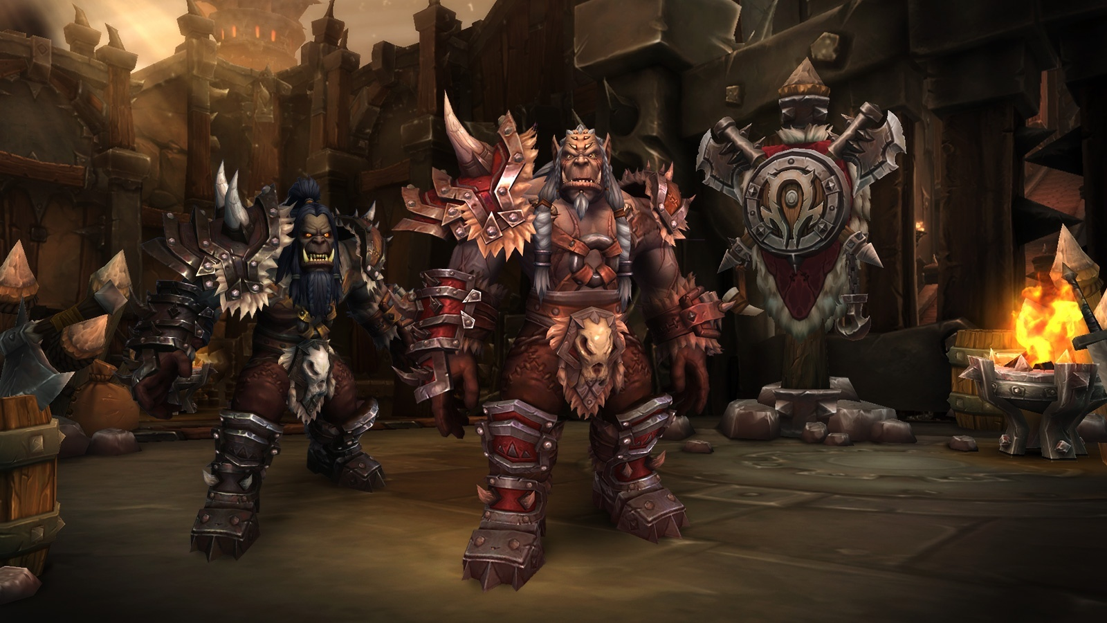 Mag'har Orc Allied Race Recruitment Scenario Broadcast Text