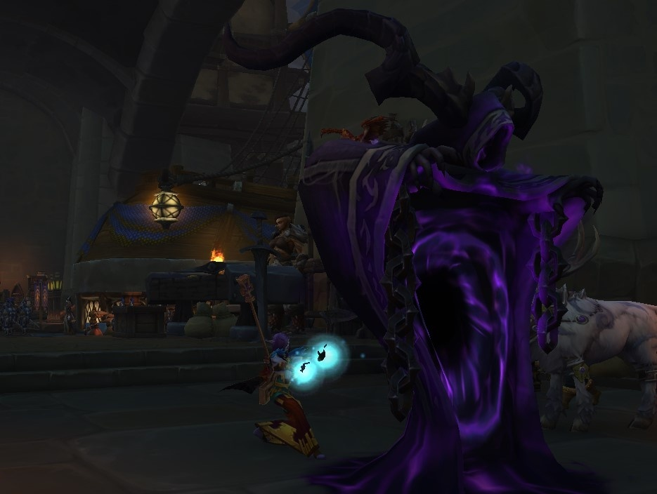 Battle for Azeroth New Spell Animations: Create Soulwell