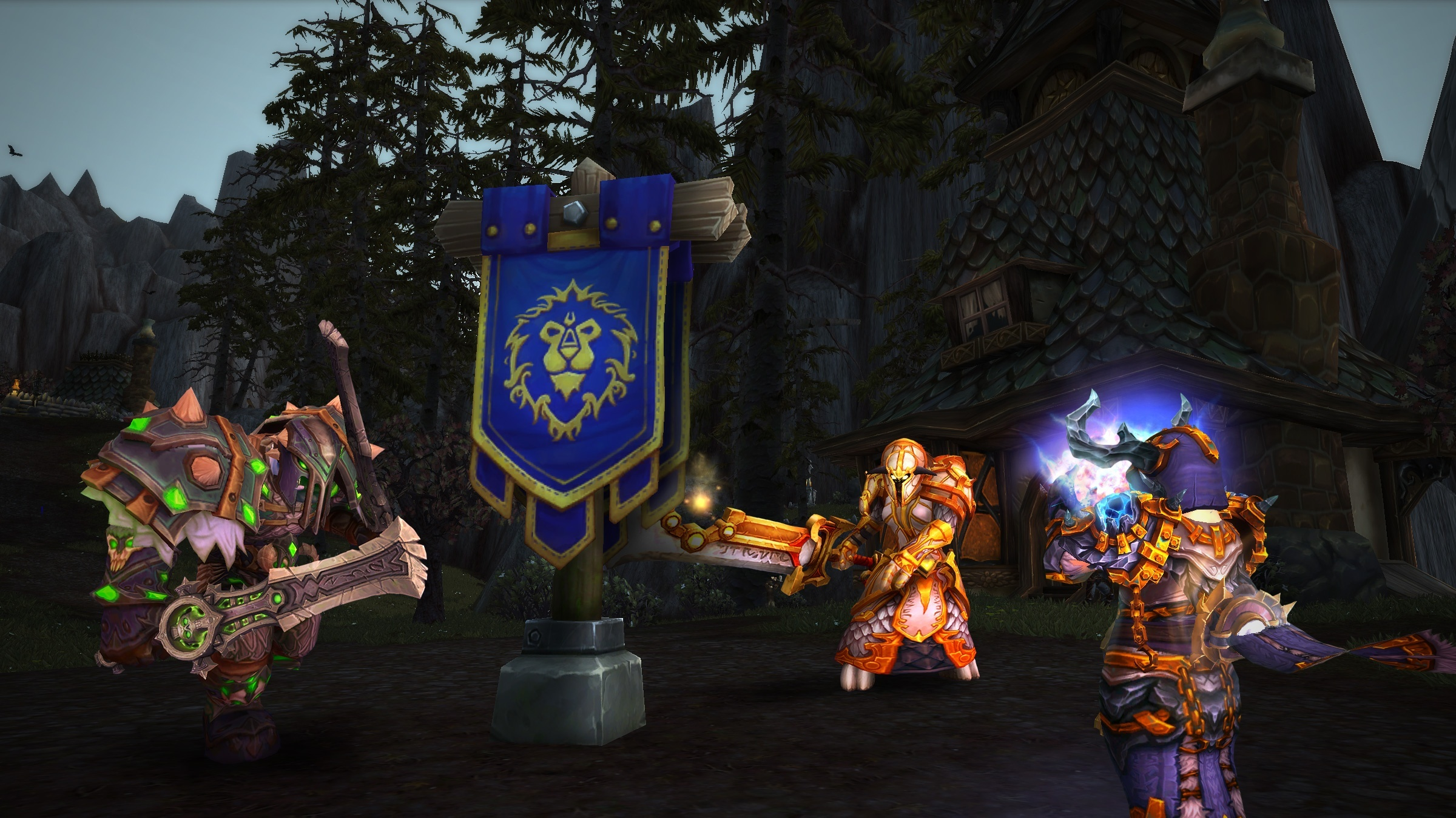 PvP Disqualification Policy Update - BFA Pre-Patch - Wowhead