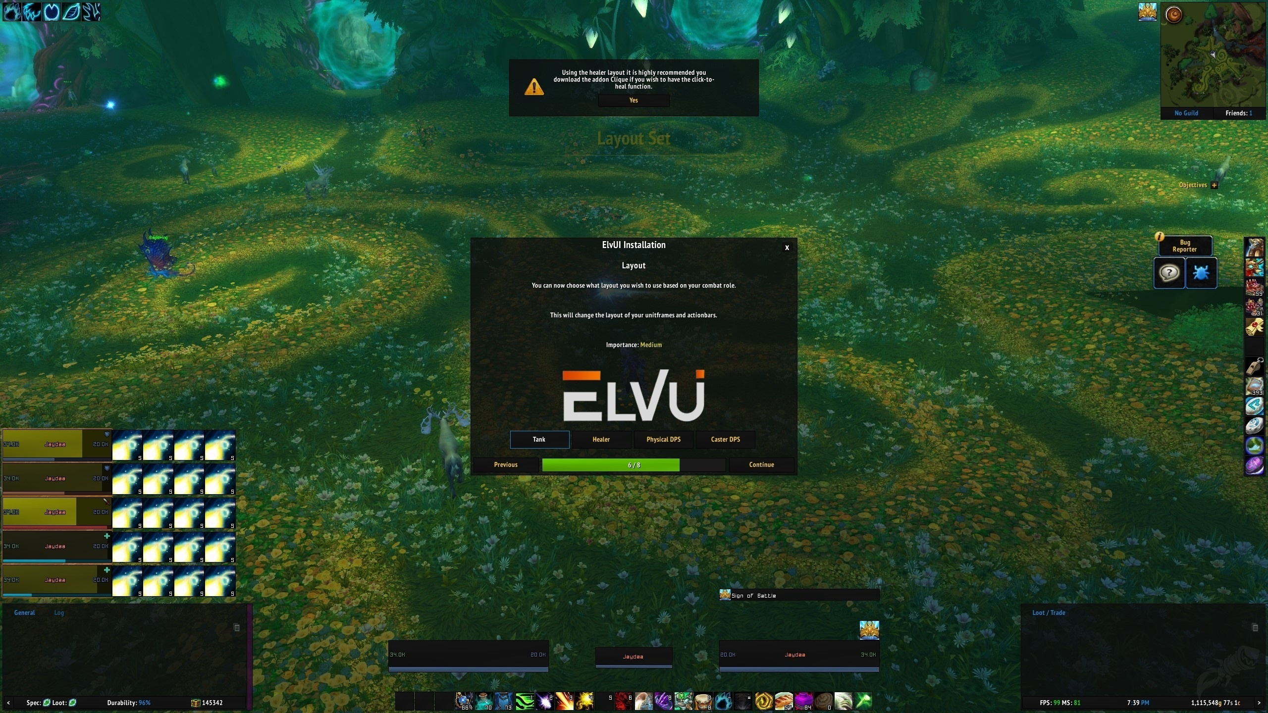 ElvUI Addon Guide - How to Install and Customize - Wowhead News