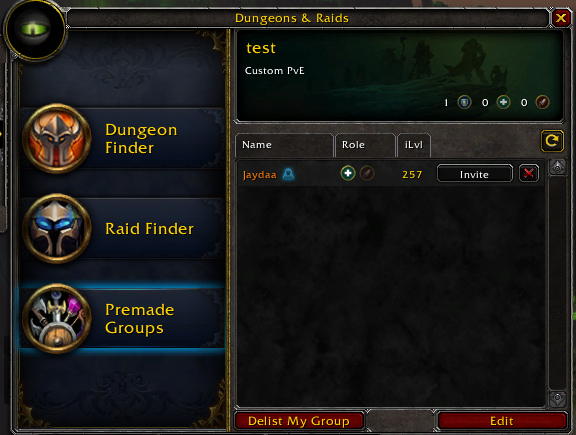 Group Finder Auto-Accept Removed and Group Finder Addons
