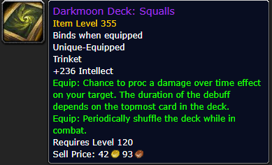 Patch 8 0 Hotfixes for August 20 - Darkmoon Deck Tuning