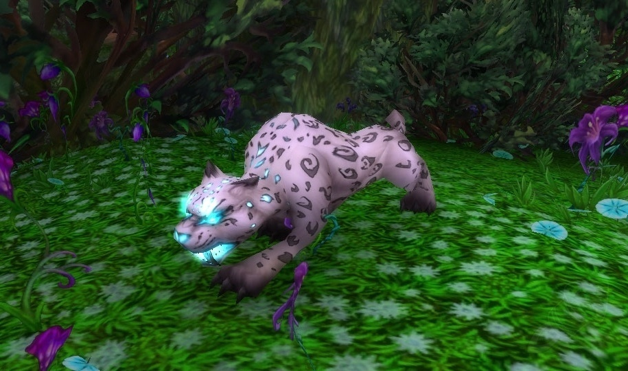 Hunter Pet Series Spirit Beasts Wowhead News