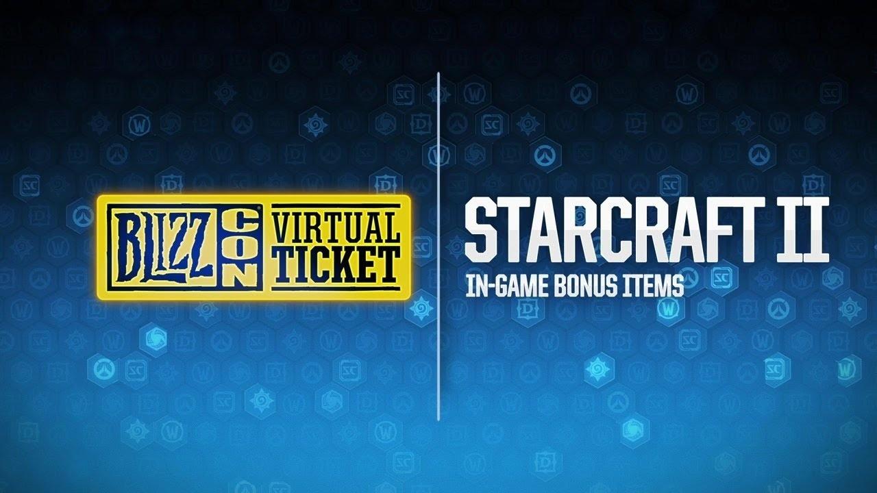 StarCraft BlizzCon Ticket Rewards Revealed: Console Skin for